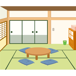 Calculating the area size using Tatami
